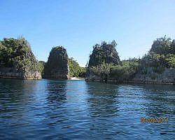 raja ampat islands vacation