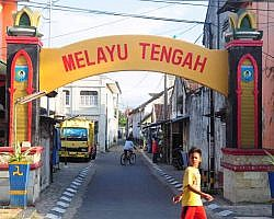 history of Kota Tua Ampenan of Lombok