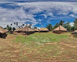 Senaru Traditional Village in Rinjani