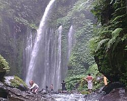 lombok has the best waterfalls tour