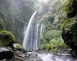 see Tiu Kelep and Sindang Gile best lombok waterfalls tour