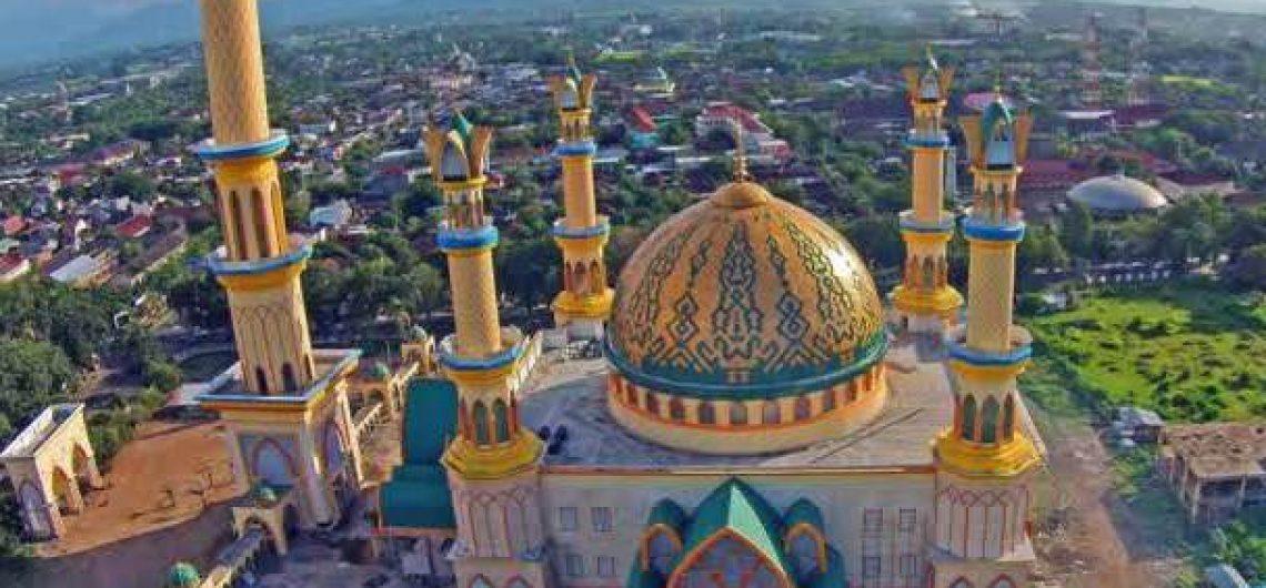 lombok islamic tourism drive