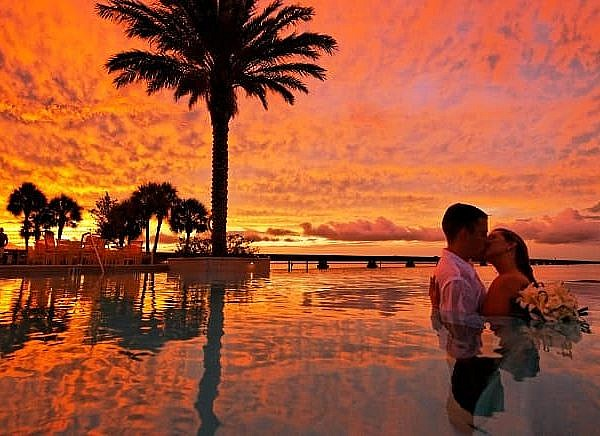 best romantic honeymoon destination