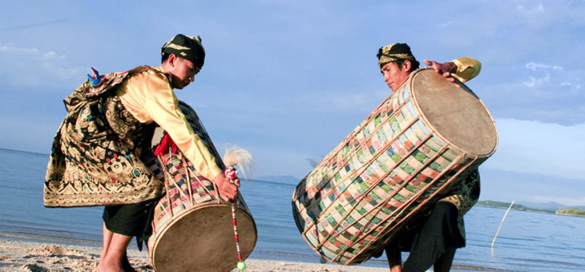 lombok traditional music instruments