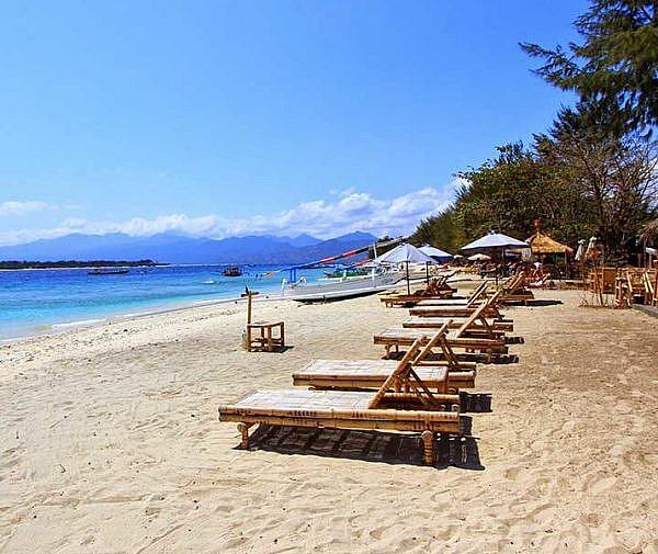 free and easy gili trawangan getaway