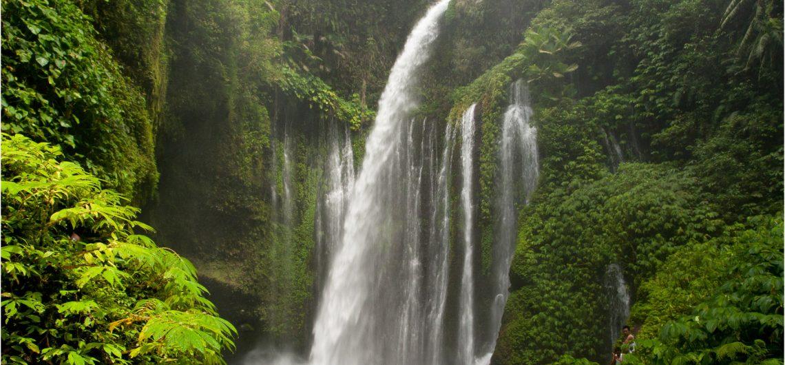 best lombok waterfalls tour