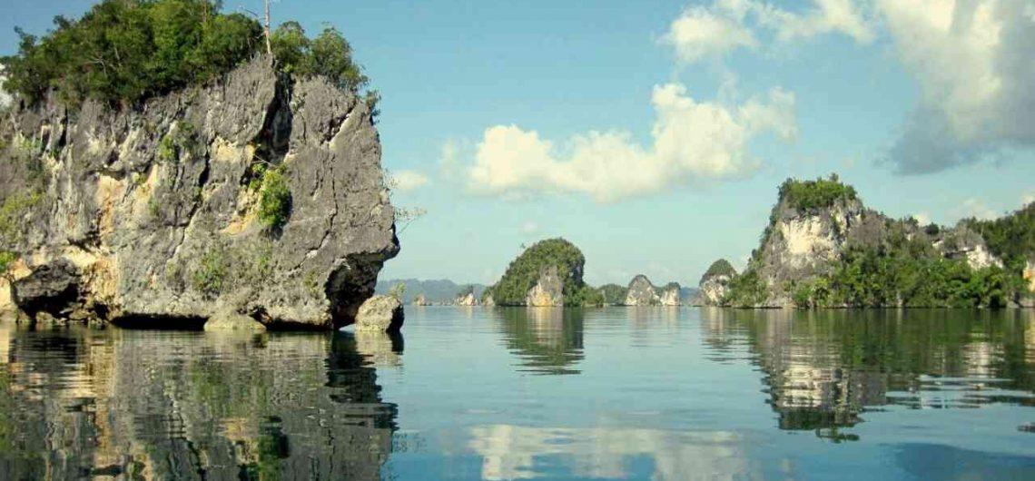 Raja Ampat Islands of West Papua